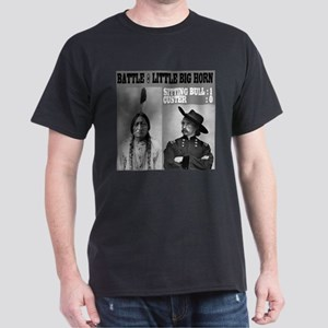 Sitting Bull - Custer Black T-Shirt