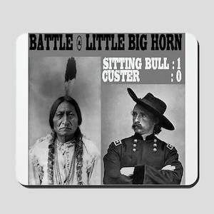 Sitting Bull - Custer Mousepad