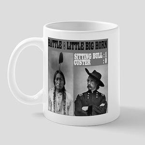 Sitting Bull - Custer Mug