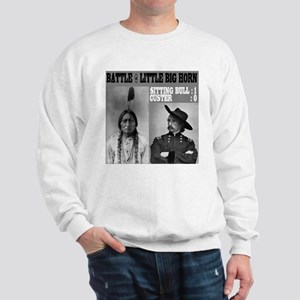 Sitting Bull - Custer Sweatshirt