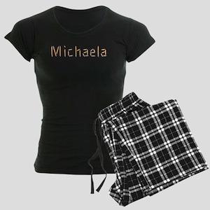 Michaela Pencils Women's Dark Pajamas