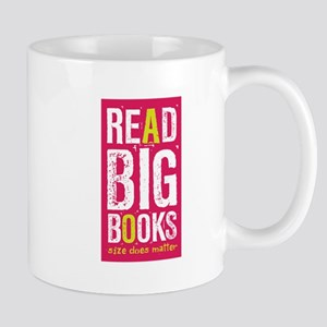 Read Big Books Mug