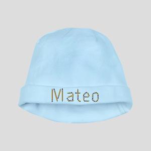 Mateo Pencils baby hat