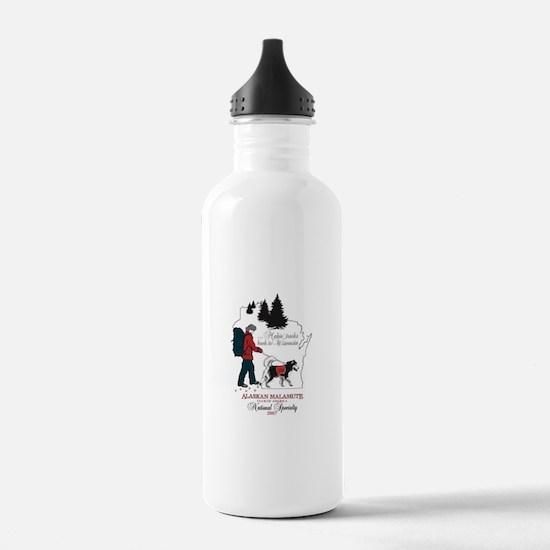 2007 AMCA National Logo Water Bottle