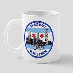 Chicago Bike Cops Mug