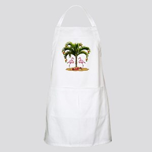 Tropical Holiday Apron
