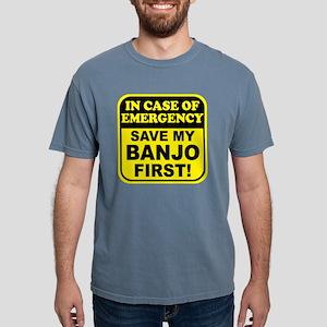 banjoEmergency Mens Comfort Colors Shirt