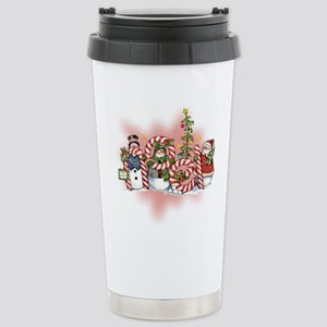 Noel Stainless Steel Travel Mug