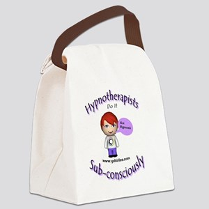 hyp do it Canvas Lunch Bag