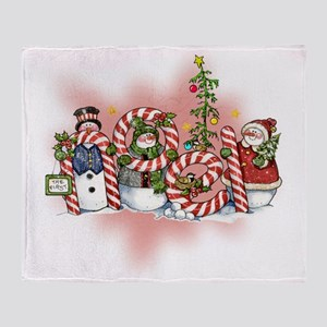Noel Throw Blanket