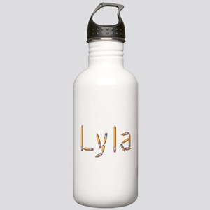 Lyla Pencils Stainless Water Bottle 1.0L