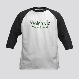 County Mayo (Gaelic) Kids Baseball Jersey