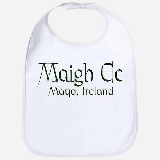 County Mayo (Gaelic) Bib