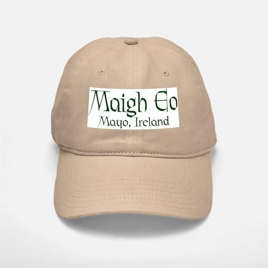 County Mayo (Gaelic) Baseball Baseball Baseball Cap