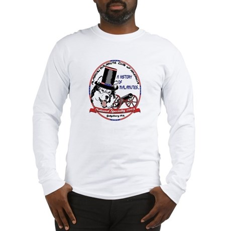 2009 AMCA National Logo Long Sleeve T-Shirt