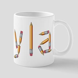 Layla Pencils Mug