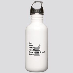 pharmacist Slam phones Stainless Water Bottle
