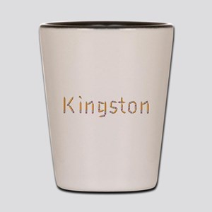 Kingston Pencils Shot Glass