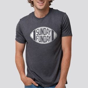 Sunday Funday Mens Tri-blend T-Shirt
