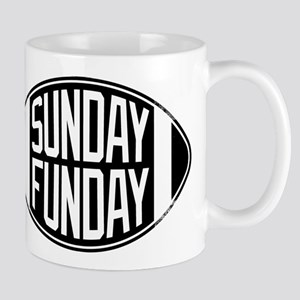 Sunday Funday 11 oz Ceramic Mug