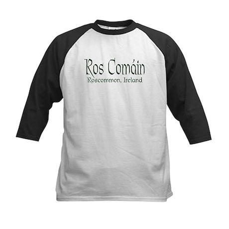 Roscommon (Gaelic) Kids Baseball Jersey