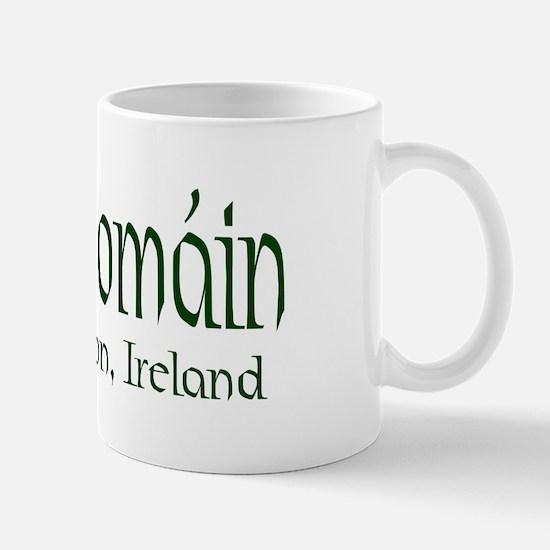 Roscommon (Gaelic) Mug