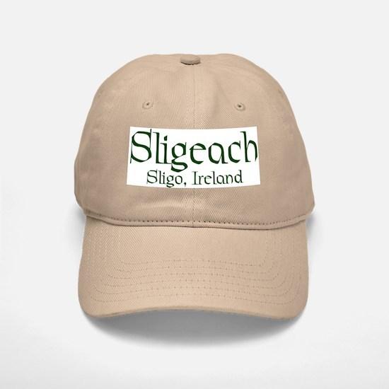 County Sligo (Gaelic) Baseball Baseball Baseball Cap