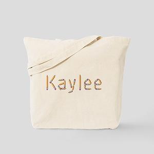 Kaylee Pencils Tote Bag