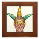 Jokers Wild_2583 Framed Tile