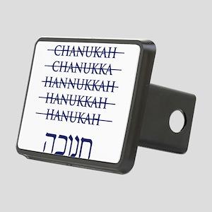 Spelling Chanukah Hanukkah Hanukah Rectangular Hit
