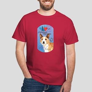 Portuguese Podengo Pequeno Dark T-Shirt