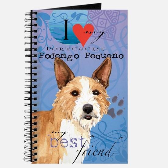 Portuguese Podengo Pequeno Journal