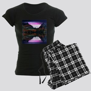 Native American The View Women's Dark Pajamas