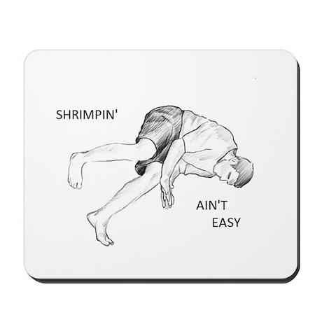 Shrimping bjj