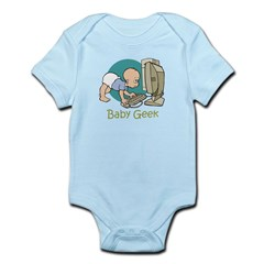 Baby Geek Infant Bodysuit