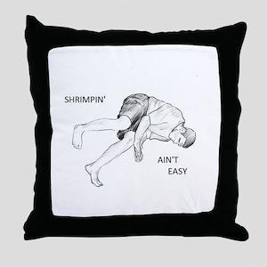 Brazilian Jiu Jitsu Shrimping Ain't Easy Throw Pil