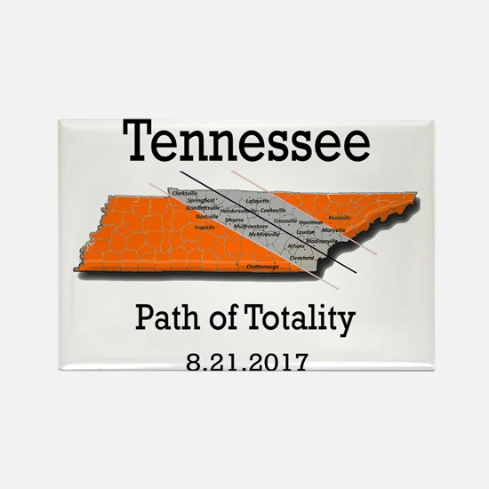 Funny Tennessee Rectangle Magnet