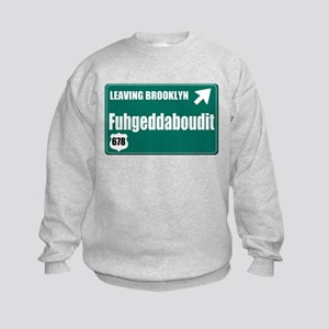 Brooklyn Kids Sweatshirt
