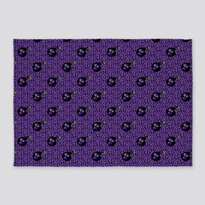 Time Bomb 5'x7'Area Rug