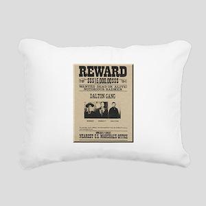 The Dalton Gang Rectangular Canvas Pillow
