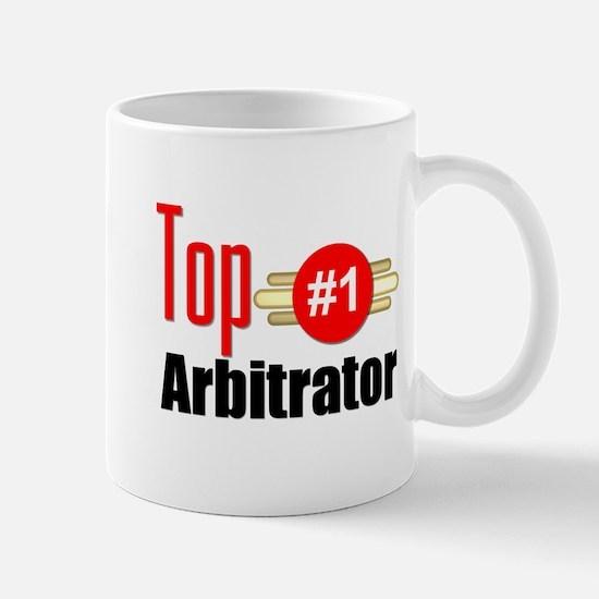 Top Arbitrator Mug