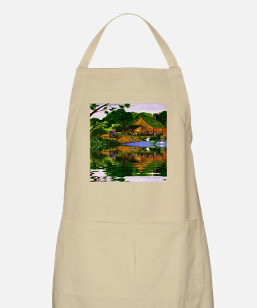Time Past Apron