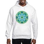 Hooded Sweatshirt Mercury Yantra Large