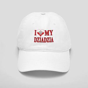 I Heart My Dziadzia Cap
