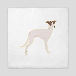 italian-greyhound,png Queen Duvet