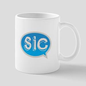 SIC logo Mug