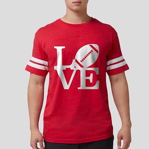 Love Football Mens Football Shirt