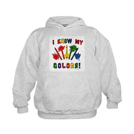 Colors Kids Hoodie