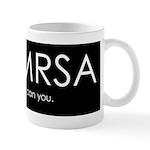 I kill MRSA Mug