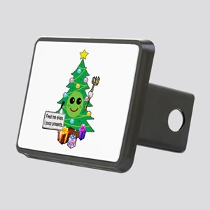 Feed Me Elves Rectangular Hitch Cover